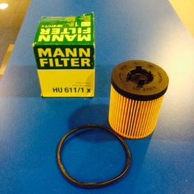 Фильтр масляный